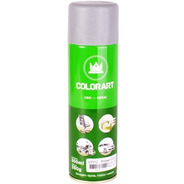 Primer Spray Para Tinta Uso Geral Fundo Cinza Colorart 300ml