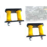 Jumelo Especial Chapa Curta C Buchas   Toyota - Kit Com Par