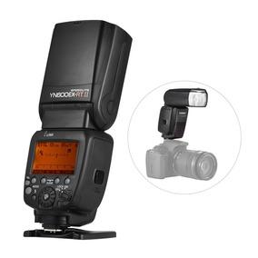 Flash Yongnuo Speedlite Yn600ex - Rt Ii Para Canon 12x Nota