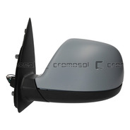 Espejo Amarok Electrico C/antena 2010 2011 2012 2013 2014 2015 2016 2017 2018 2019 Original Izquierdo