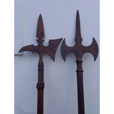 Armas Medievales Replicas Alabardas Antiguas
