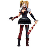 Figura Coleccionable Harley Quinn Arkham Knight Dc (nueva)