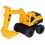 Caterpillar Excavator Construction Toys Mini Máquina