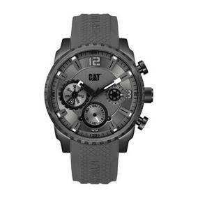 Reloj Cat/mens/case: Black Pvd/strap:rubber - Ac 159 25 521