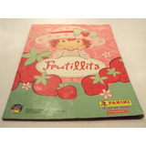 Album Frutillita. Panini