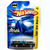 Hot Wheels Batimovil 2007 First Edition