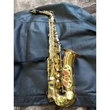 Saxofón Alto Silvertone Guadalajara