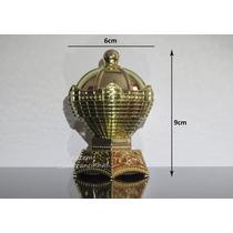 Mini Porta Joia Coroa Dourada Realeza Promoção Frete Barato