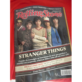 Revista Rolling Stone Foo Fighters Tom Petty Aerosmith