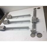 Guia Linear Cilindrico 15mm C/ Bloco