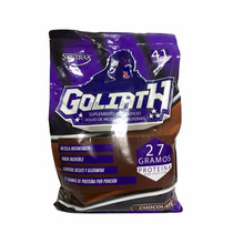 Proteina Syntrax Goliath 12 Lb (41srsv) Sabor Chocolate