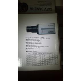 Câmera Hd Digital Samsung Scc-b2331n