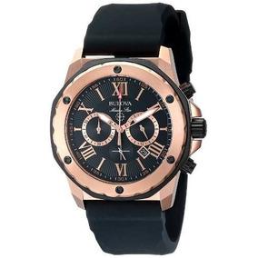 Reloj Bulova Marine Negro