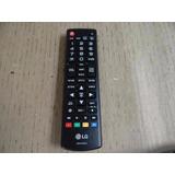 Controle Remoto Tv Lg Lcd Led - Mod Akb74475411