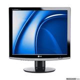 Monitor Lcd 17 Pulgadas Lg Dell ,dvr ,pc Oferta Outlet Gta 1