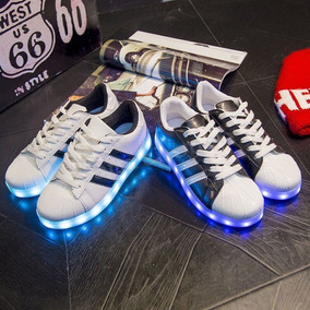 Championes Sneakers Con Luces Led