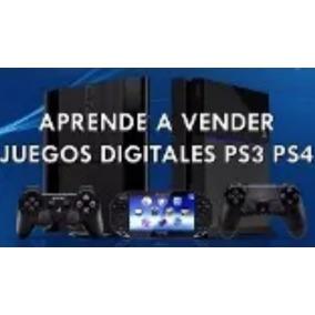 Guia Completa Para Vender Juegos Digitales De Ps3 Y Ps4