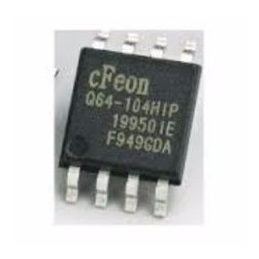 Ci Smd Cfeon Q64-104hip - En25q64-104hip Sop8 200mil Virgem