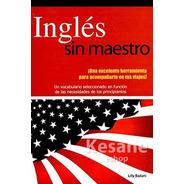 Libro Aprenda Ingles Sin Maestro Ilustrado Curso Autodidacta