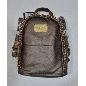 Bolsa Dama Original Marca Bebe (mochila Mini)