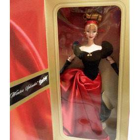 Boneca Barbie Winther Splendor Ano 1998 Mattel 19357 China