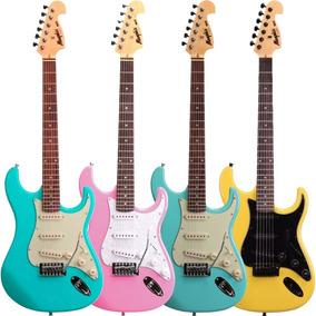 Guitarra Tagima Menphis Mg32 Pro - Oferta Loja Kadu Som