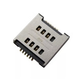 Bandeja Conector Sim Slot Chip Lg Optimus L5 2 Dual E455