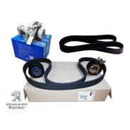 Kit Distribucion Orig + Bomba Skf + Poly V Peugeot 408 2.0 N