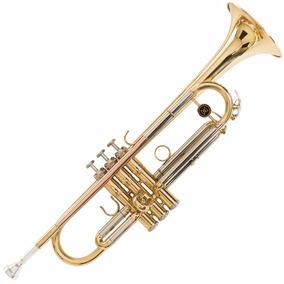 Trompete Laqueado Michael Wtrm66 (bb) C/ Case + Acessorios