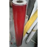 Vinilo Rojo - 1,20 Mts De Ancho-marca Palopoli