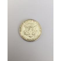 Moeda Half Dollar 1967 Prata