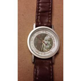 Reloj De Pulsera Vintage Tempus Fugit