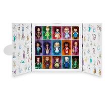 Set Muñecas Animators Mini Dolls Colección Disney Store 2016