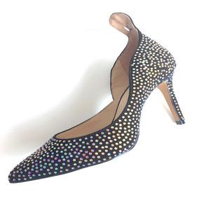 Sapato Com Strass