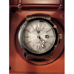Reloj Swiss Legend Automatico.