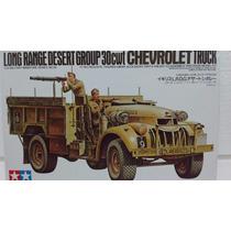 1/35 Camión Chevrolet Long Range Desert De Tamiya