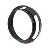 Camdesign 40.5mm Pro Angle Vented Metal Lens Hood Sun Shade