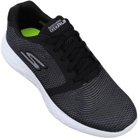 Tenis Skechers Go Run 600 Control Masculino 55068-bkw a966d307306af