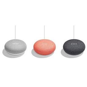 Google Home Mini Original Color Negro En Stock