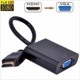Convertidor Hdmi A Vga Con Audio Full Hd 1080p Envio Gratis