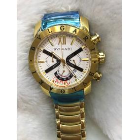 e04adf8099f Relogio Gucci Masculino Bvlgari - Relógio Bvlgari Masculino no ...