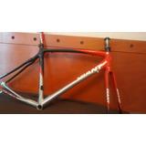 Cuadro De Bicicleta De Ruta Fibra De Carbono Giant
