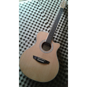 Guitarra Electroacustica Parquer Ecualiz Canje Envio Tarjet!