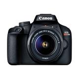 Cámara Canon Eos Rebel T100 Con Lente Ef-s 18-55mm Iii