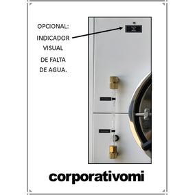 Autoclave Protección Sistema Falta Agua