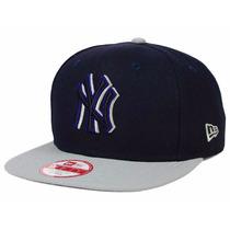 New Era Gorra Mlb Yankees 9/50 Shadow Snapback Original Fit