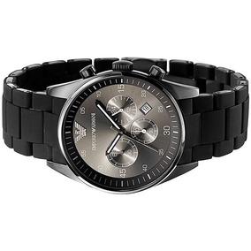8ab33a08294 Relogio Masculino Ar 1400 Emporio - Relógios De Pulso no Mercado ...
