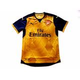 Camiseta Arsenal Alternativa 2015/16