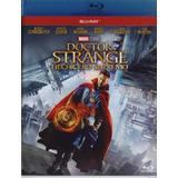 Doctor Strange Hechicero Supremo Marvel Pelicula Blu-ray