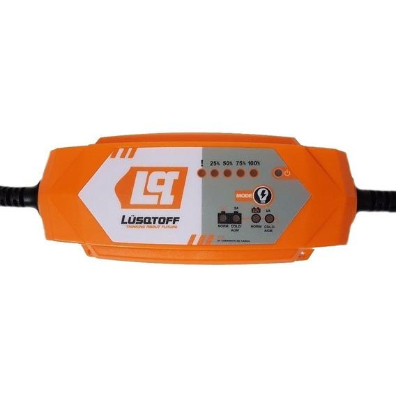Cargador Bateria 12v Inteligente Lq Lct-2000 Mm
